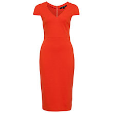 Buy French Connection Lula Stretch Dress Online at johnlewis.com