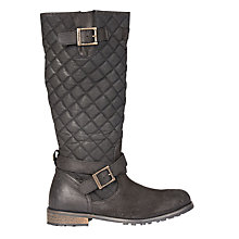 Buy Barbour Holford Knee High Boots Online at johnlewis.com