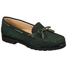 Buy John Lewis Giada Eva Low Heeled Tassel Moccasins Online at johnlewis.com
