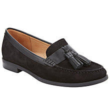 Buy John Lewis Gisela Trim Flat Moccasins Online at johnlewis.com