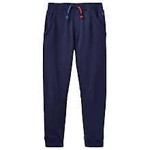 Buy Little Joule Boys' Junior Jim Jogging Bottoms, French Navy Online at johnlewis.com