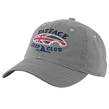 Buy Fat Face Children's Union Jack Surf Hat, Grey Online at johnlewis.com
