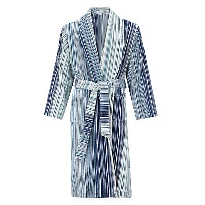 John Lewis Spirit Stripe Bath Robe