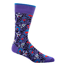 Buy Duchamp Charm Floral Socks Online at johnlewis.com