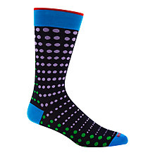 Buy Duchamp Pattern Mixer Socks Online at johnlewis.com