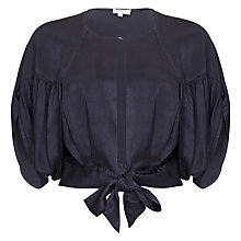 Buy Ghost Faye Shrug, Charcoal Online at johnlewis.com