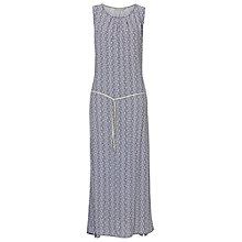 Buy Betty Barclay Printed Maxi Dress, Nature Dark Blue Online at johnlewis.com