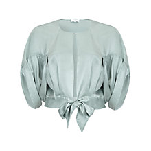 Buy Ghost Faye Shrug, Dusty Green Online at johnlewis.com