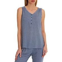 Buy Betty & Co. Graphic Print Top, Dark Blue Online at johnlewis.com