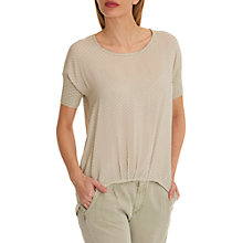 Buy Betty & Co. Printed Top, Reed Cream Online at johnlewis.com
