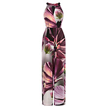 Buy Coast Amalfi Print Jumpsuit, Multi Online at johnlewis.com