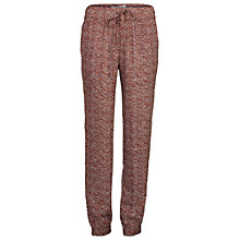 Buy Fat Face Tribal Geo Printed Trousers Online at johnlewis.com