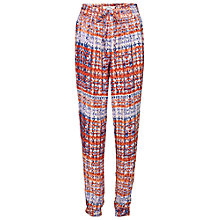 Buy Fat Face Sand Dunes Printed Trousers, Multi Online at johnlewis.com