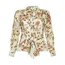 Buy Ghost Marta Blouse, Kew Gardens Online at johnlewis.com