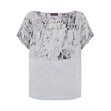Buy Mint Velvet Corrine Block T-Shirt Online at johnlewis.com