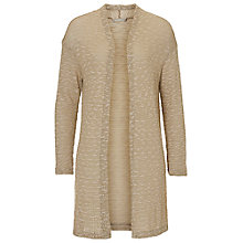 Buy Betty & Co. Long Knit Cardigan, Reed Green Online at johnlewis.com