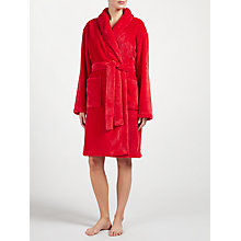 Buy John Lewis Shawl Collar Waffle Robe Online at johnlewis.com