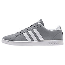 Buy Adidas Baseline Men's Trainers Online at johnlewis.com