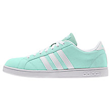 Buy Adidas Neo Baseline Women's Trainers Online at johnlewis.com