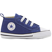 Buy Converse Children's Easy Slip All Stars, Blue Online at johnlewis.com