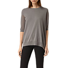 Buy AllSaints Cast Jumper Online at johnlewis.com