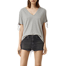 Buy AllSaints Kay T-Shirt Online at johnlewis.com
