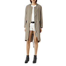 Buy AllSaints Elio Bomber Parka Coat Online at johnlewis.com