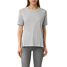 Buy AllSaints Mewa T-Shirt Online at johnlewis.com