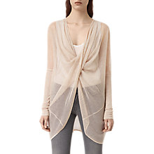 Buy AllSaints Itat Lev Shrug Online at johnlewis.com