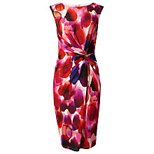 Buy Phase Eight Smudge Print Dress, Multi Online at johnlewis.com