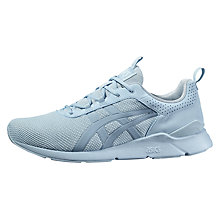 Buy Asics Tiger Gel-Lyte Runner Women's Trainers, Blue Online at johnlewis.com
