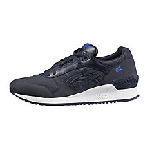 Buy Asics Gel-Respector Men's Trainers, Blue Online at johnlewis.com