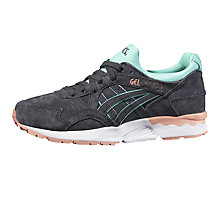 Buy Asics Tiger Gel Lyte III Women's Trainers, Dark Grey/Multi Online at johnlewis.com
