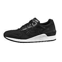 Buy Asics Gel-Respector Women's Trainers, Black Online at johnlewis.com