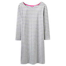 Buy Joules Riviera 3/4 Sleeve Jersey T-Shirt Dress Online at johnlewis.com