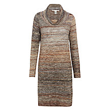 Buy Max Studio Cowl Neck Knitted Dress, Multi Online at johnlewis.com