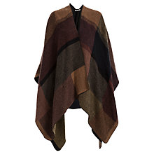 Buy Max Studio Colour Block Cape, Multi Online at johnlewis.com