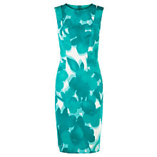 Buy Fenn Wright Manson Clover Print Claudel Dress, Green Online at johnlewis.com