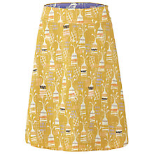 Buy White Stuff Skarta Reversible Print Skirt, Blueberry Online at johnlewis.com