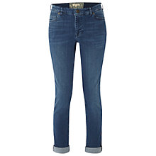 Buy White Stuff Skinny Minny Jeans, Athentic Light Blue Online at johnlewis.com