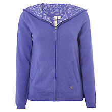Buy White Stuff Tally Ho Zip Hoodie Online at johnlewis.com
