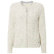 Buy White Stuff Illustrators Cardigan, Cream Online at johnlewis.com