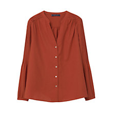 Buy Violeta by Mango Pintuck Detail Blouse Online at johnlewis.com