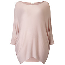 Buy Studio 8 Beth Batwing Jumper, Pale Pink Online at johnlewis.com