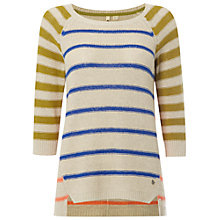 Buy White Stuff Tahir Too Jumper, Multi Online at johnlewis.com