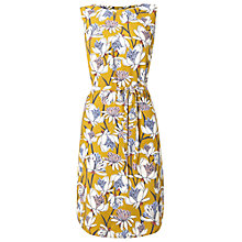 Buy White Stuff Madrid Dress, Nectar Yellow Online at johnlewis.com