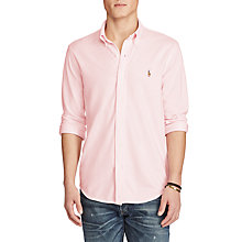 Buy Polo Ralph Lauren Long Sleeve Full Button Sport Shirt Online at johnlewis.com