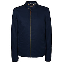 Buy Pretty Green Ettrick Jacket, Navy Online at johnlewis.com