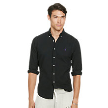 Buy Polo Ralph Lauren Slim Fit Sport Shirt Online at johnlewis.com