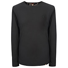 Buy Pretty Green Dunham Long Sleeve T-Shirt Online at johnlewis.com